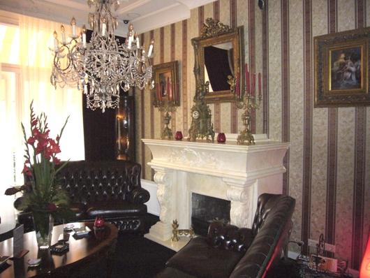 image of huiskamer privehuis - werken bij Diane's Secret