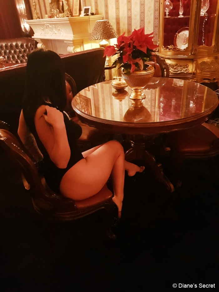 Privehuis Diane's Secret foto van DS-Girl Emily
